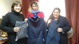 Anejud San Miguel realiza donación al hogar Las Azucenas