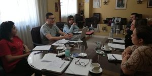 4ta Reunión Comité de Jóvenes