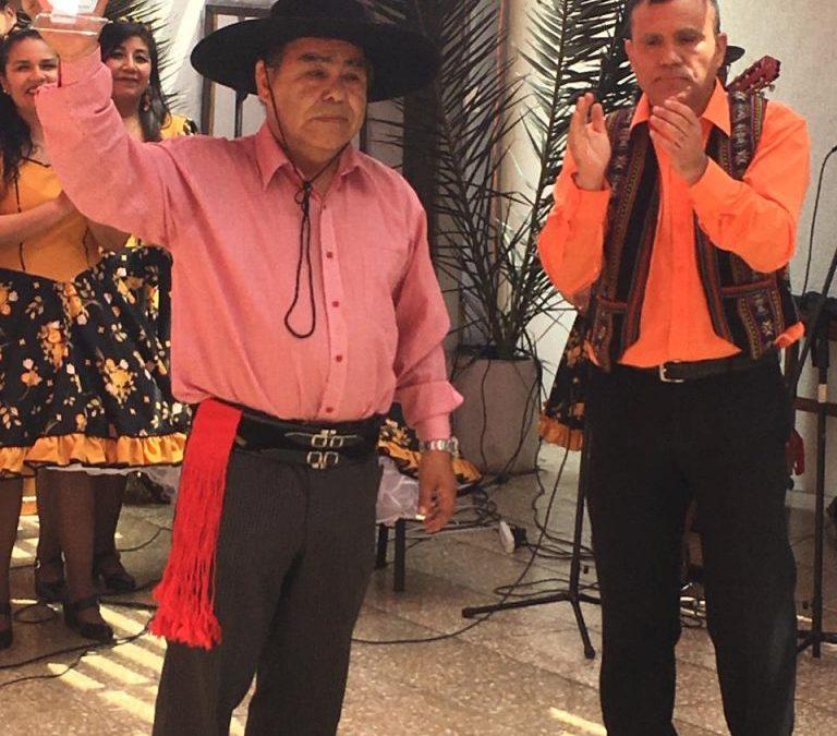 Funcionario ANEJUD Arica recibió reconocimiento de sus pares