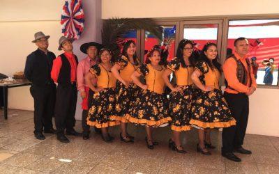 Tribunales de Arica celebran fiestas patrias con cuecas y música folclórica
