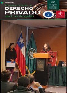 Anejud Regional Bio Bio Participa en la Primera Jornada de Derecho Privado