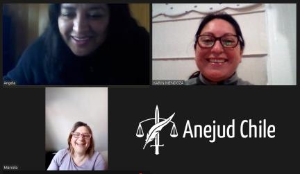 Regional Anejud Valdivia realiza su primera reunión de coordinación