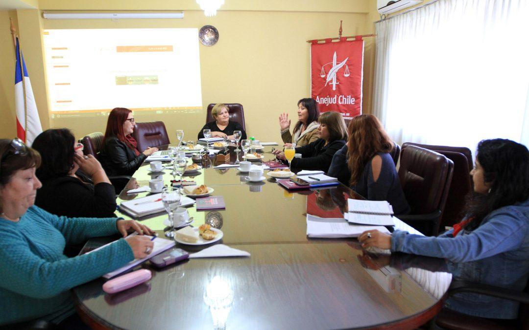 Comité de Igualdad y no discriminación inicia su trabajo para el año 2018