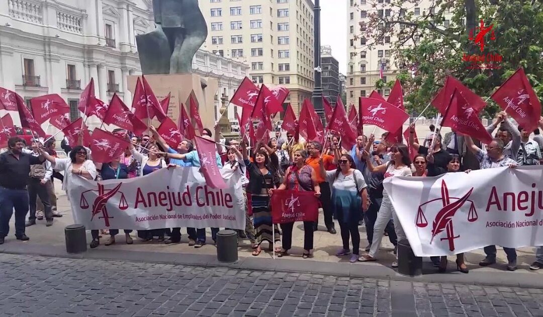 1º de Mayo: Es hora de seguir unidos/as y alzando la voz para defender a las y los empleados judiciales de Chile