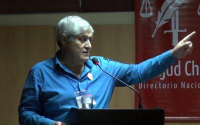 Informamos el sensible fallecimiento del dirigente y socio fundador, don Raúl Araya Castillo